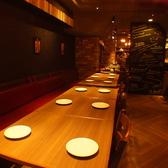 12名テーブル席