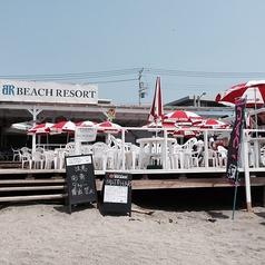 ルアナ LUANA 海の家 BBQ 由比ヶ浜