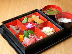 料理メニュー写真お刺身御膳Sashimi Set Meal