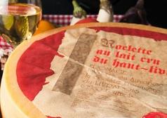 選べる世界のラクレットチーズの種類