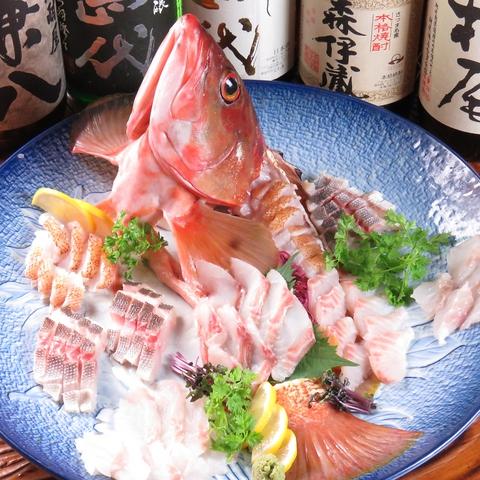 jinshinan Sake shop Sakana image