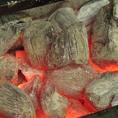 紀州備長炭使用☆炭火串焼き (二本)280円均一♪ 二十年串一筋の串職人がラム肉やパリ皮付鶏もも串等のかわり種創作焼串を特上の焼きかげんにて提供致します。食欲、お酒も一段と進むお料理をお楽しみ下さい!!