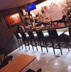 カフェ&カクテル Bar Giraffe ジラフの雰囲気1