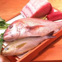 野菜だけではない!新鮮なお魚もご堪能いただけます♪