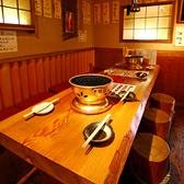 ホルモン焼肉 縁 十条店の雰囲気2