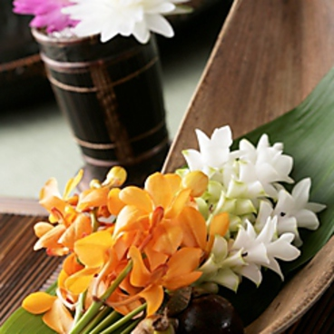 JIM THOMPSON'S Table Thailand ジムトンプソンズテーブル タイランド マロニエゲート銀座1の雰囲気1