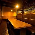 デートや会社宴会にも最適なテーブル席をご用意♪~水炊き・焼鳥 とりいちず 志木南口店~☆志木 居酒屋 焼鳥