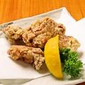 料理メニュー写真大山鶏の唐揚げ