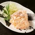 料理メニュー写真明太ポテサラ