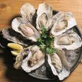 料理メニュー写真冷たい厚岸産蒸し牡蠣~スペインスタイルで~