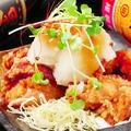 料理メニュー写真鶏の唐揚げ(おろしポン酢)