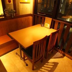 旬菜酒房 まるはば 鶴川店の雰囲気1