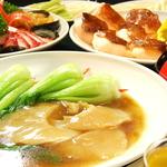 フカヒレ&北京ダックの高級コースも登場!ご宴会にオススメです!