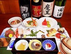 和・菜・肴 かしの木 千の写真