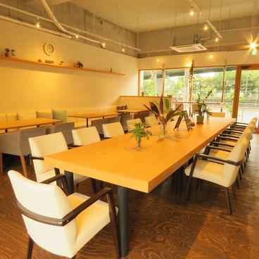 アレーズ a.l'aise cafe&dining 堺東の雰囲気1