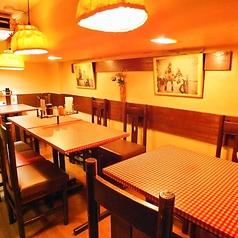 レストラン あづま 銀座店の雰囲気1