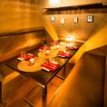 夜景の見える個室もご用意!!最高の夜景を眺めながらのゆったり個室♪プレミアムな宴会をお任せ下さい。