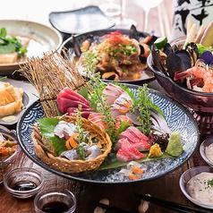 日本酒バル 魚のFunky原田2 波平ESSENCEの特集写真