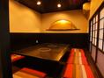 2階の隠れ完全個室。