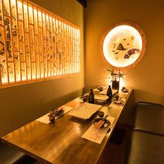 完全個室居酒屋 和粋 八重洲店の雰囲気3