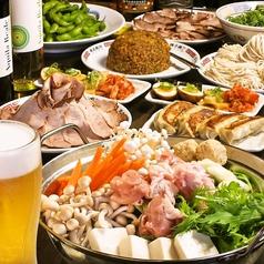 新福菜館 秋葉原店のコース写真