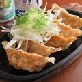 料理メニュー写真ねぎ塩餃子