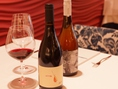 テーブル席×オーガニックワイン