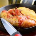 料理メニュー写真鶏フランクのカリーブルスト