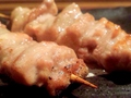 料理メニュー写真★YUTORI 焼き鳥ランキング★第3位!【せせり】