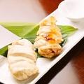 料理メニュー写真大山地鶏塩焼き