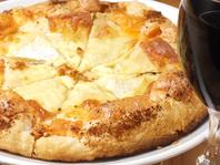 きまぐれ自家製ピザ