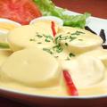 料理メニュー写真ポテトのフレッシュチーズ和え