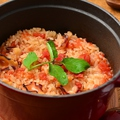 料理メニュー写真たことトマト