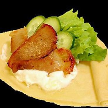 54 Cafe&Crepeのおすすめ料理1