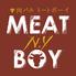 ミートボーイニューヨーク MEAT BOY N.Y 浜松駅前店のロゴ