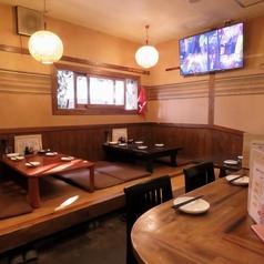 餃子家 ちょこボール食堂の雰囲気1