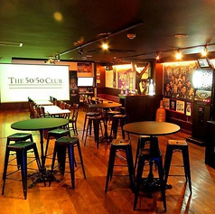 The 50/50 Club Sports Bar&Restaurantの特集写真