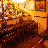 【古民家風ビストロ】こだわりの料理に出会える空間です