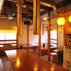 炭火焼肉ホルモン 忠吉 西新宿の雰囲気1