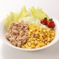 料理メニュー写真ツナとコーンのサラダ