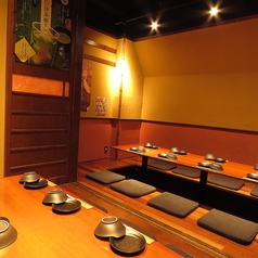 鉄板やきとり食堂 個室で鳥蔵の雰囲気1