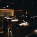 大切なお客様とのお食事、接待などに最適なVIPルーム。芸能人などの利用もある人気の個室でセレブリティーなひと時を・・・