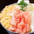 料理メニュー写真【人気NO.2】とり梅さっぱりもんじゃ