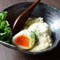 料理メニュー写真手造りポテトサラダ