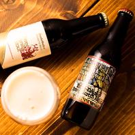 クラフトビールと料理の組み合わせ。