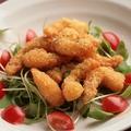 料理メニュー写真小海老のスパイシーフリット