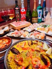 スペインの宴の写真