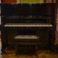 ピアノもあります♪