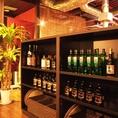 各種日本酒・焼酎がズラリ♪旨い焼肉・ホルモンを堪能できるお店☆