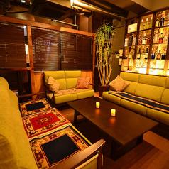 マンダラ Mandala 赤坂店の雰囲気1